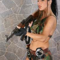 Erotik und nackte Haut beim Dschungelcamp